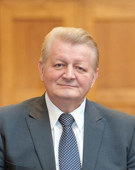 prof. dr hab. inż. Tadeusz Słomka