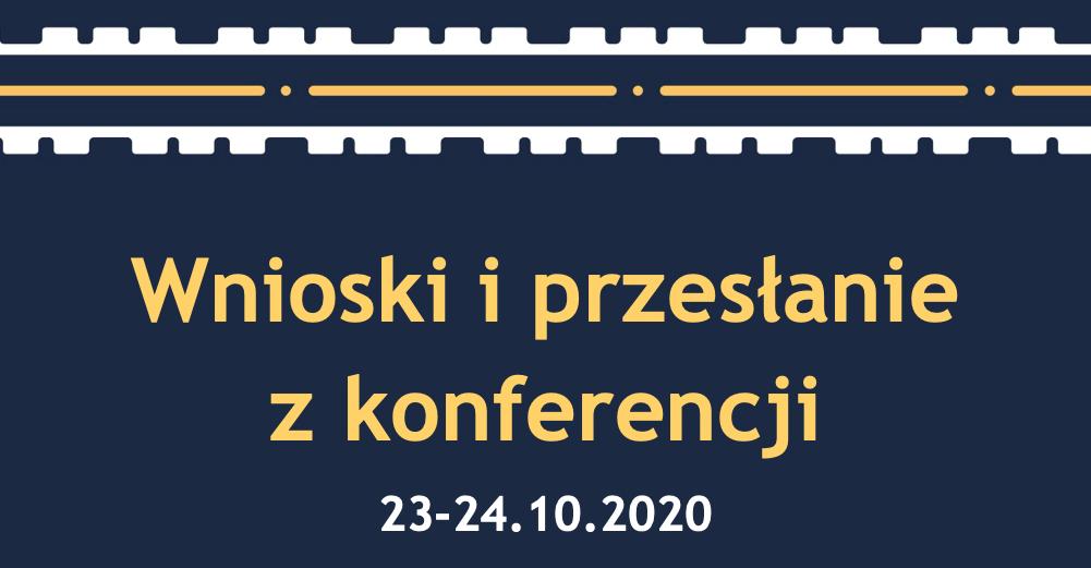 Wnioski i przesłanie z Forum Inżynierów Przyszłości 2020